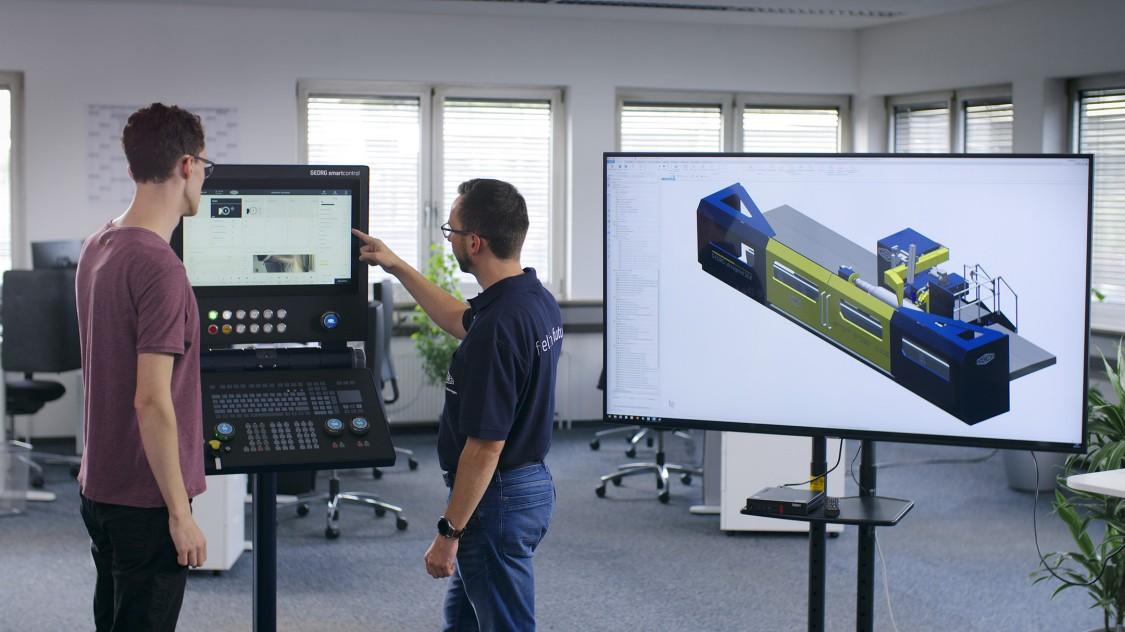 Der Digital Turn im Werkzeugmaschinenmarkt