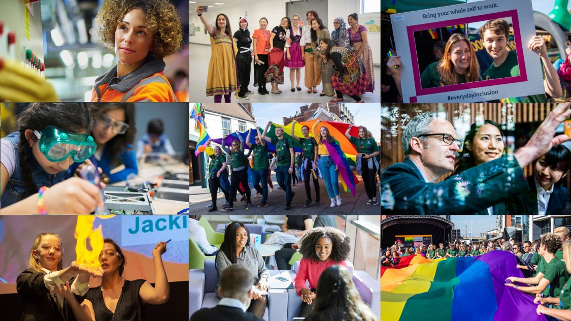 Siemens Diversity and Inclusion