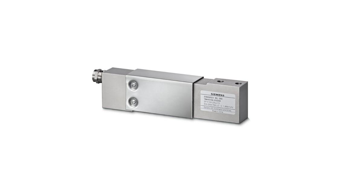 USA - SIWAREX load cell WL260 SP-S SA