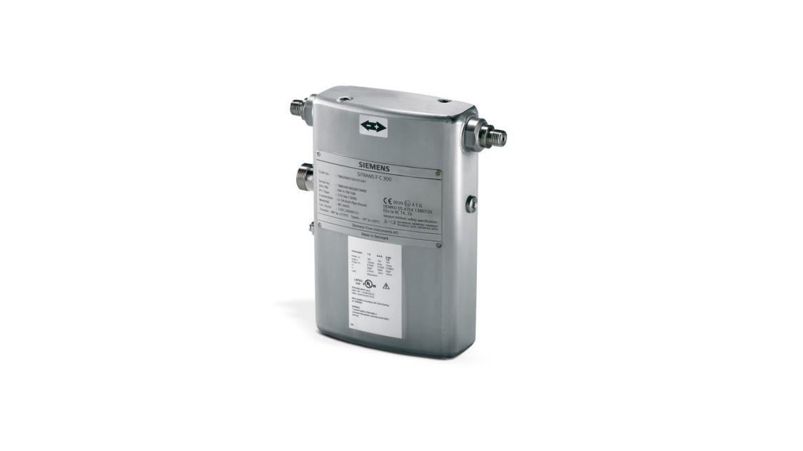USA - SITRANS FC300 DN 4 Coriolis flow sensor
