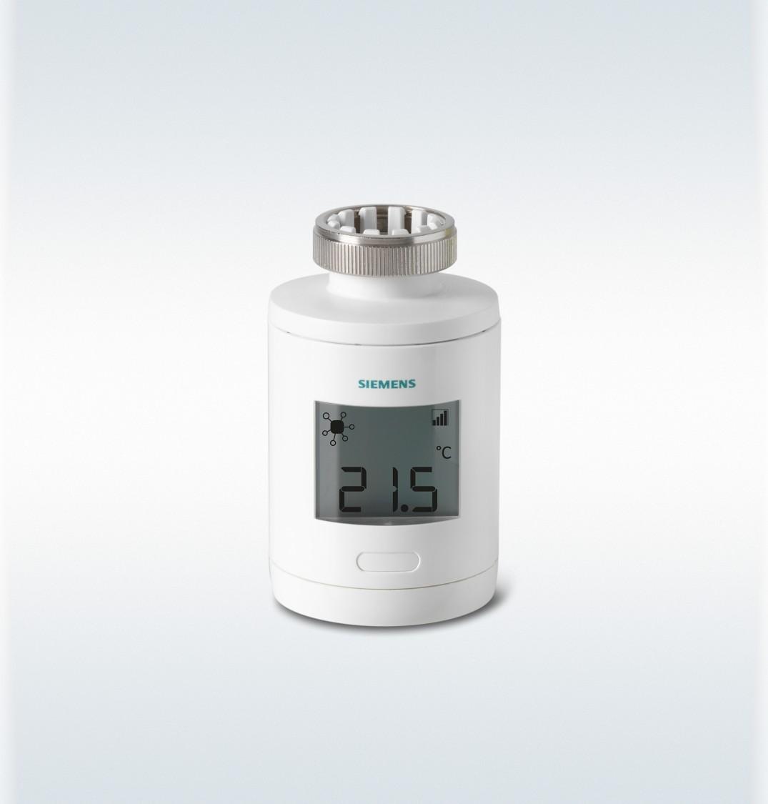Smart valve actuator SSA911.01TH