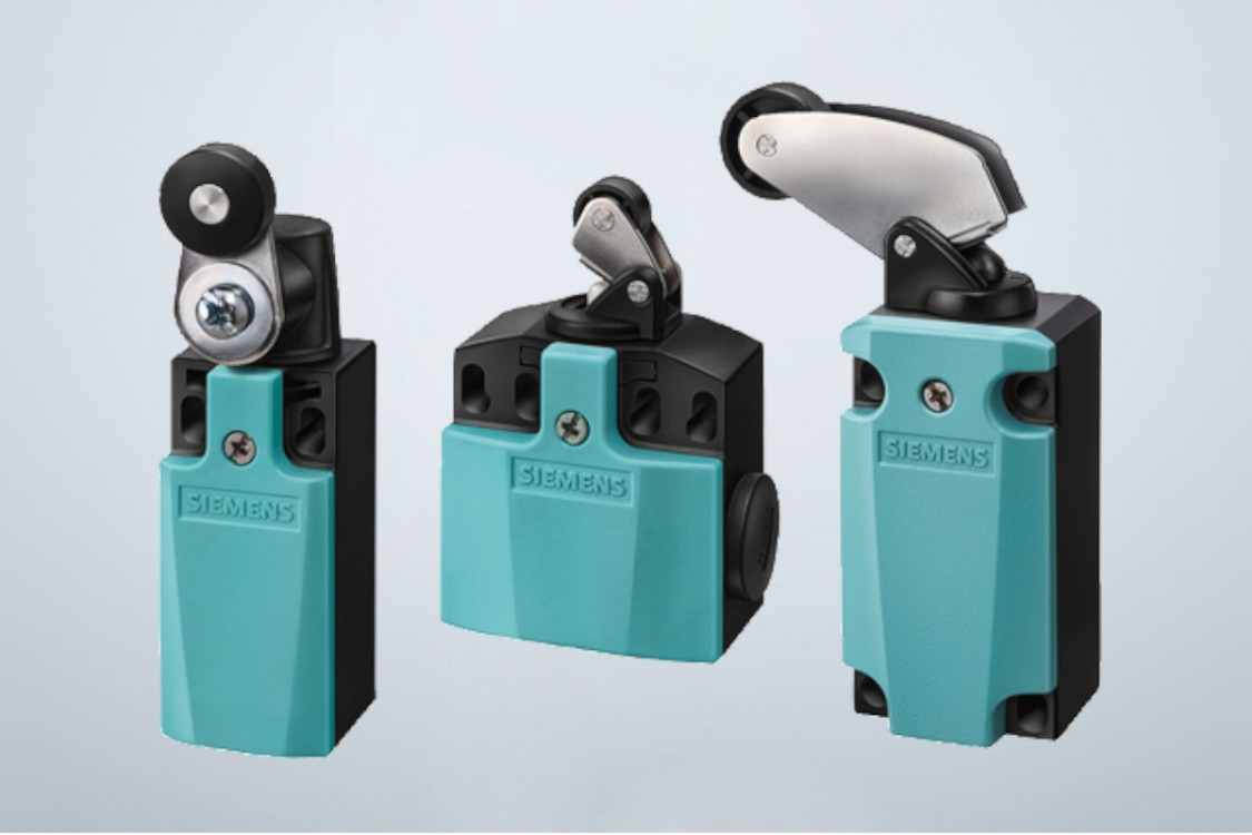 3SE5 mechanical position switches for ambient temp. -40 °C