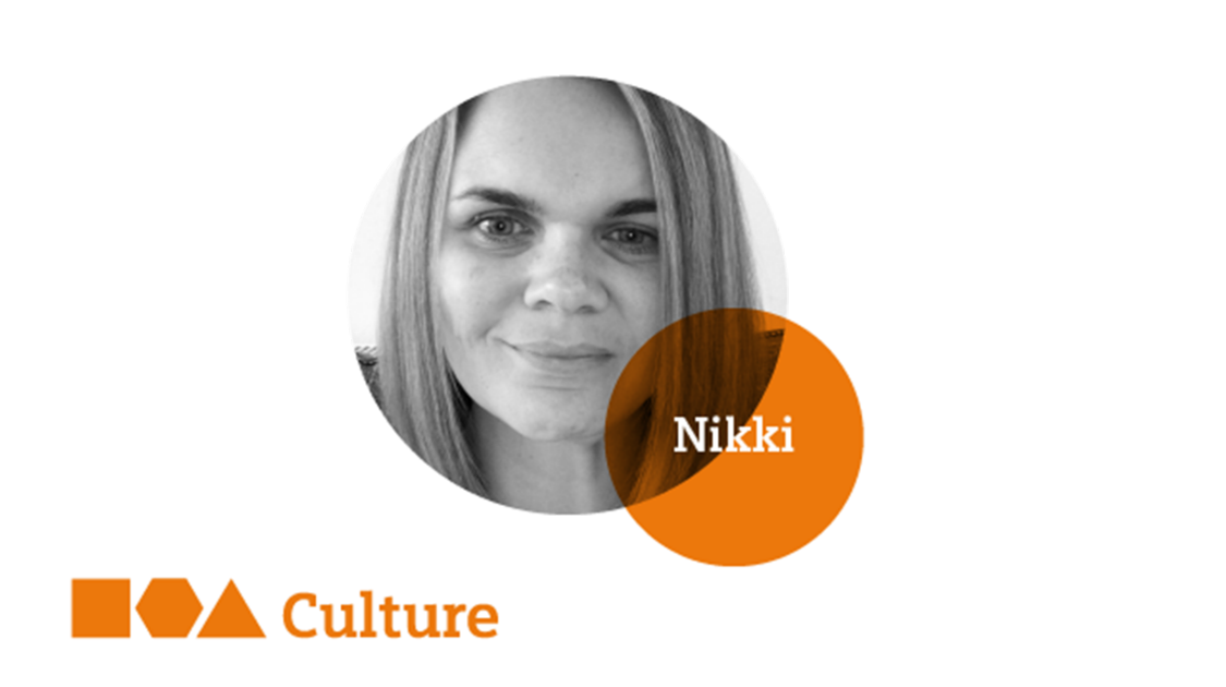 Nikki - Designing a workplace around people, not policies
