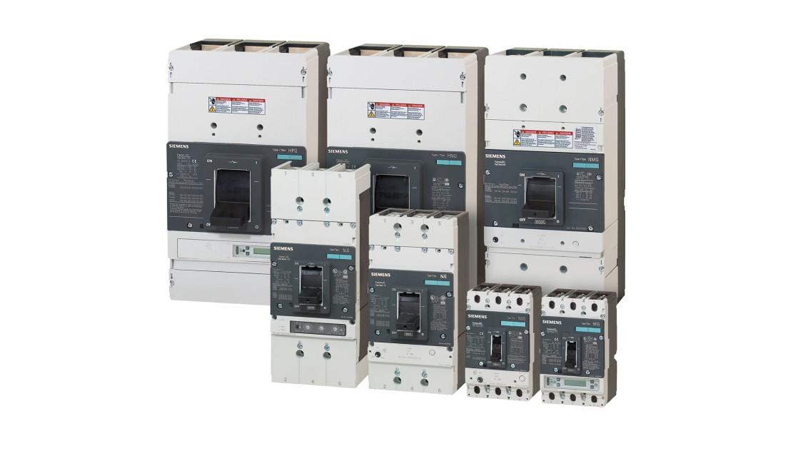 VL Molded Case Circuit Breakers