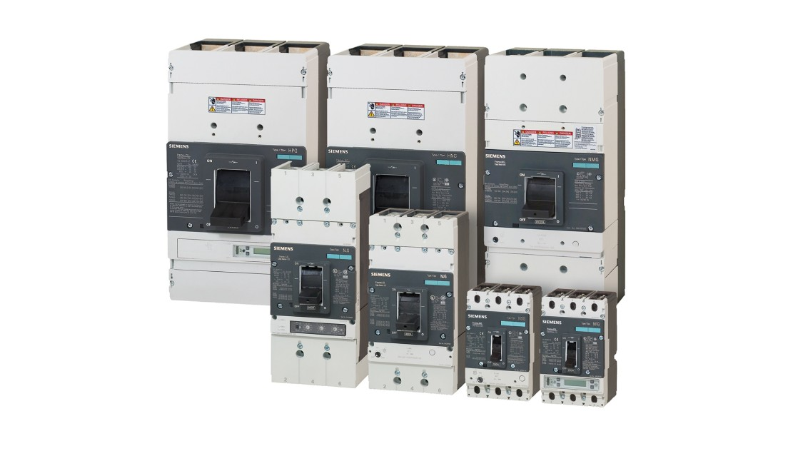 VL Molded Case Circuit Breakers