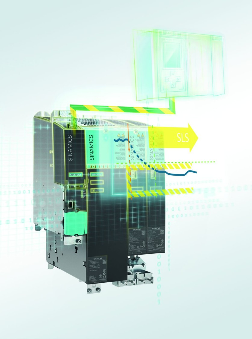 SINAMICS S120: funções de Safety e PROFIsafe