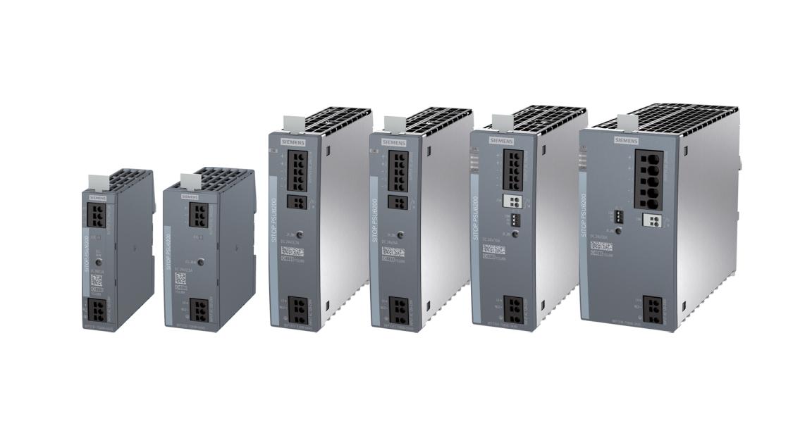 SITOP Standard-Stromversorgungen
