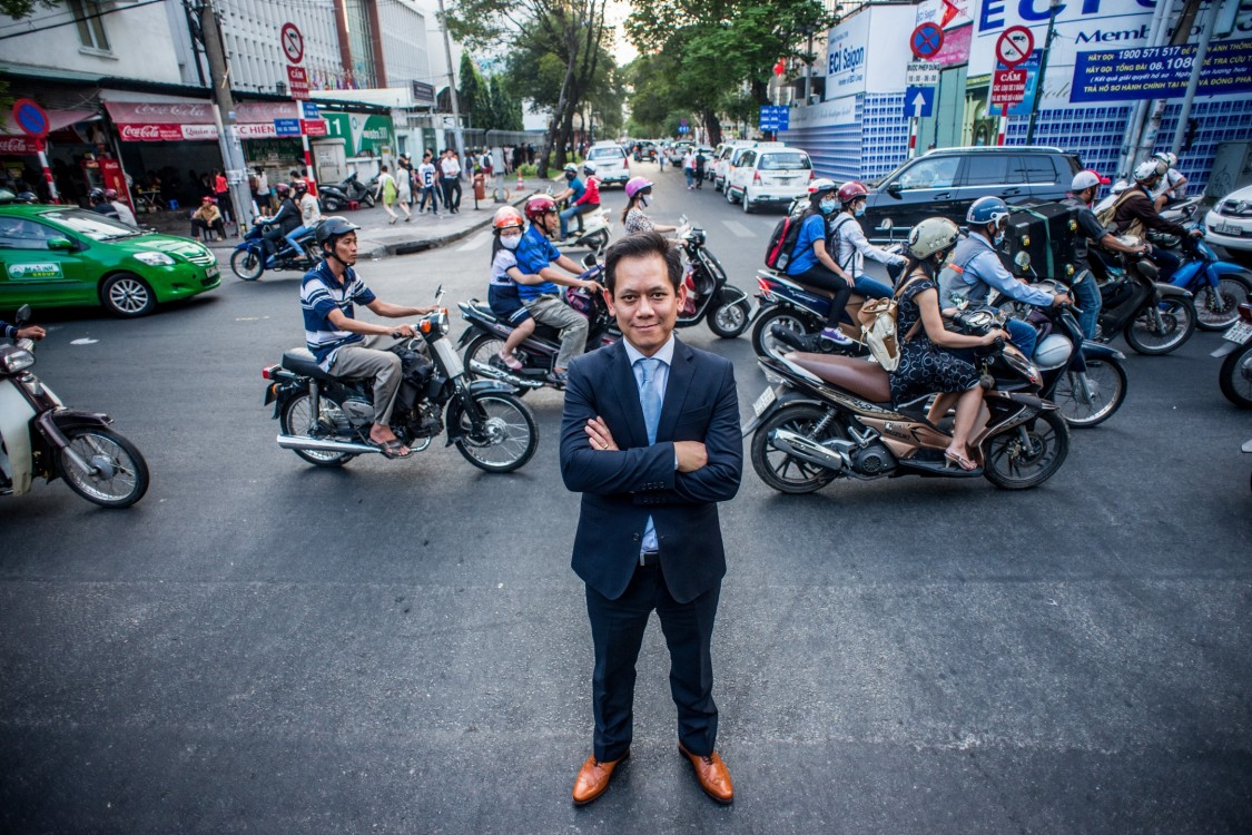 CEO Siemens ASEAN Dr Thai Lai Pham
