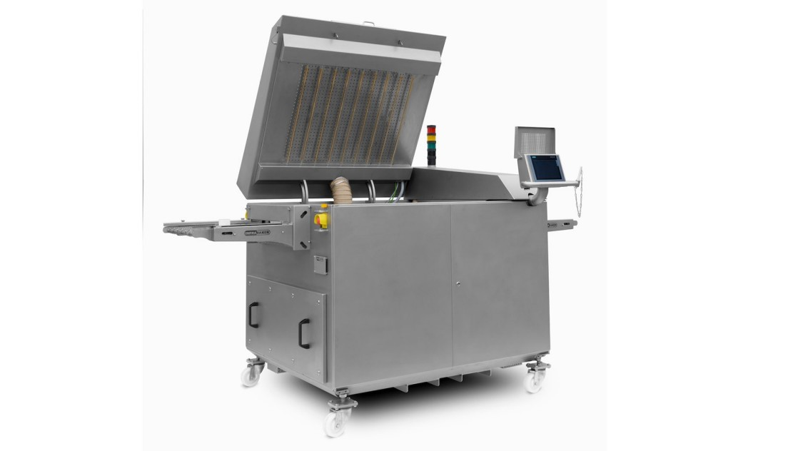 Compact and reliable infrared oven