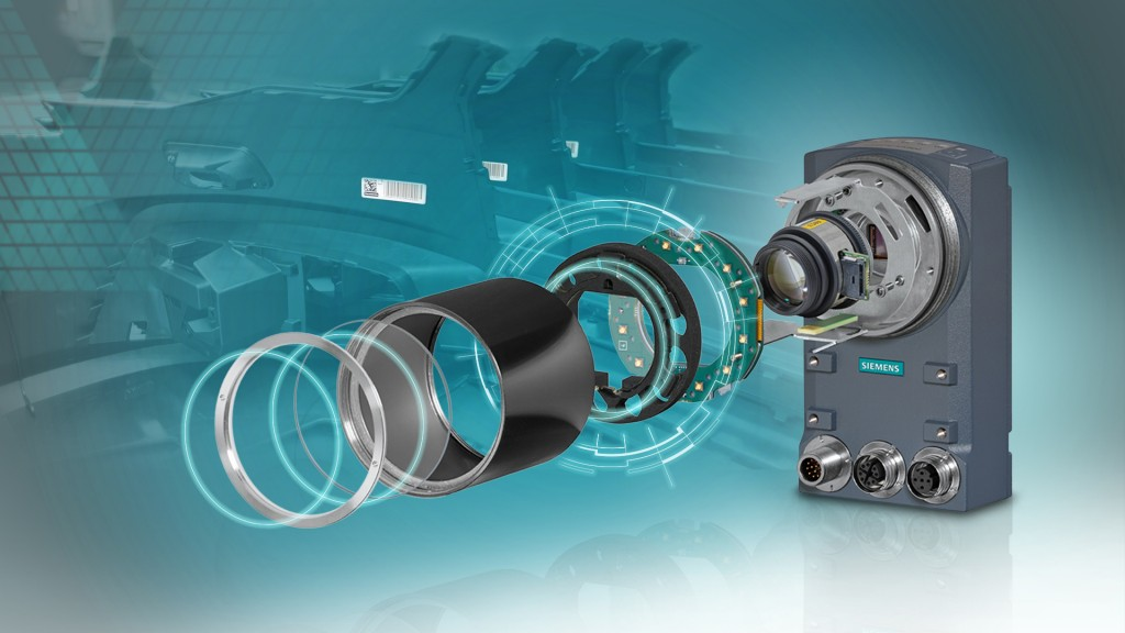 Optical reader optimizes production processes and supply chains