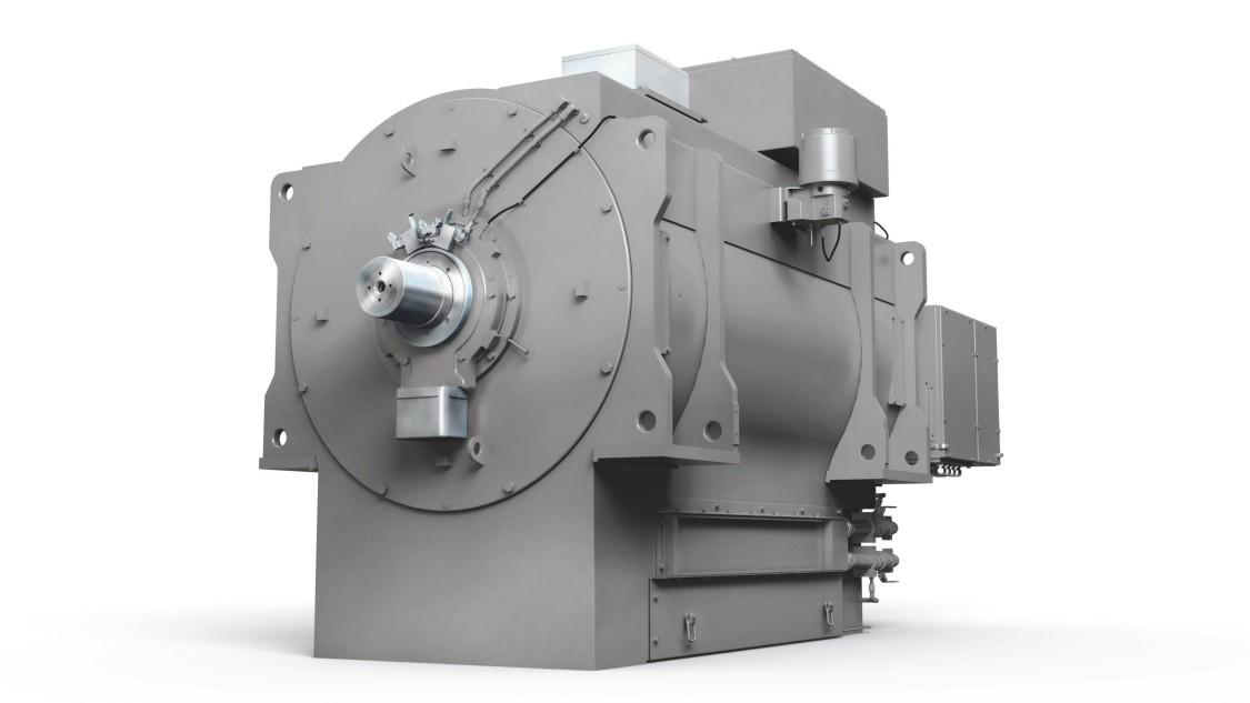 A permanent magnet generator