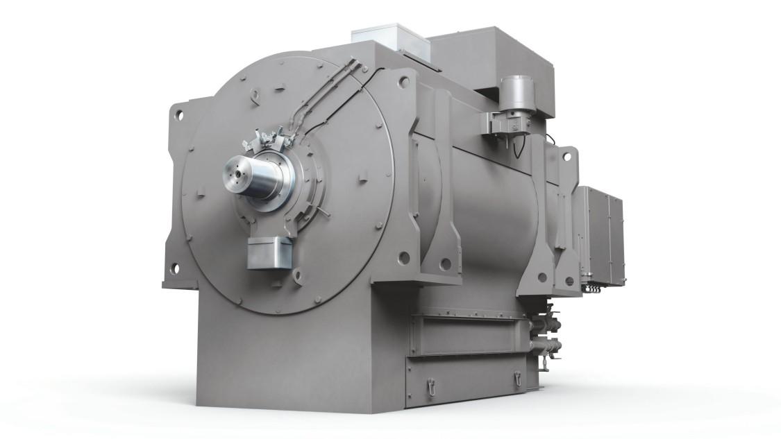 Ein Permanentmagnetgenerator