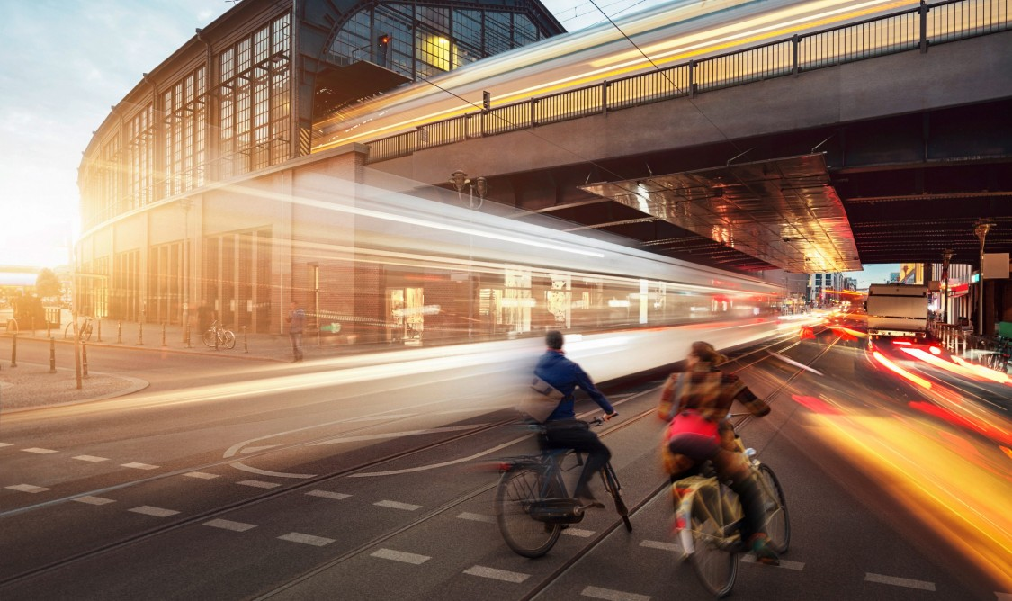 Shaping connected mobility