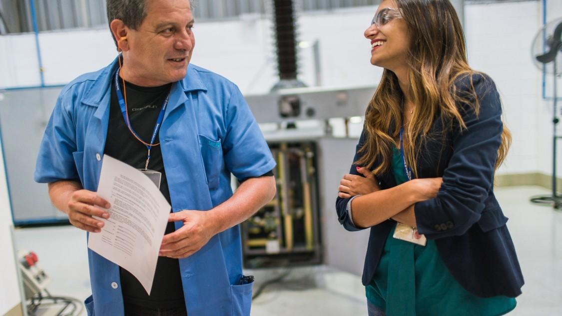 Karriere machen bei Siemens