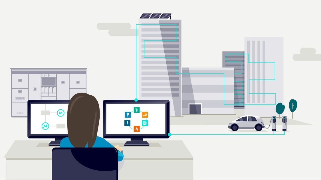 Infograhic building integration