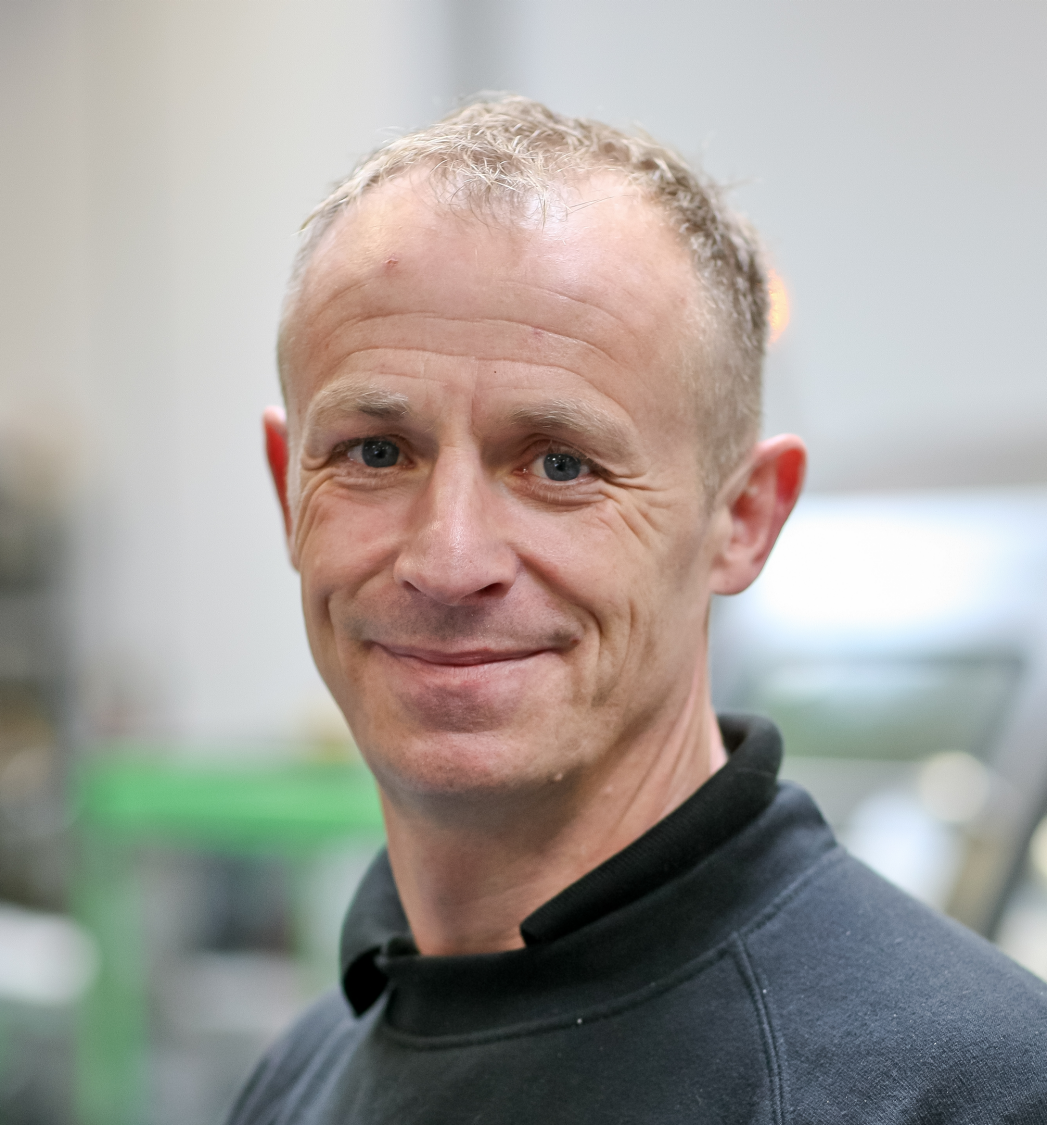Martin Leeming, CEO TrakRap