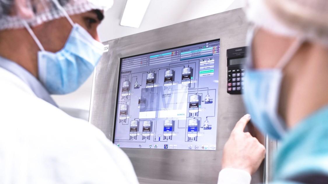 Процес виробництва активних фармацевтичних інгредієнтів
