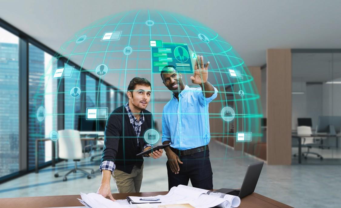 Partner Program with digital Layer globe