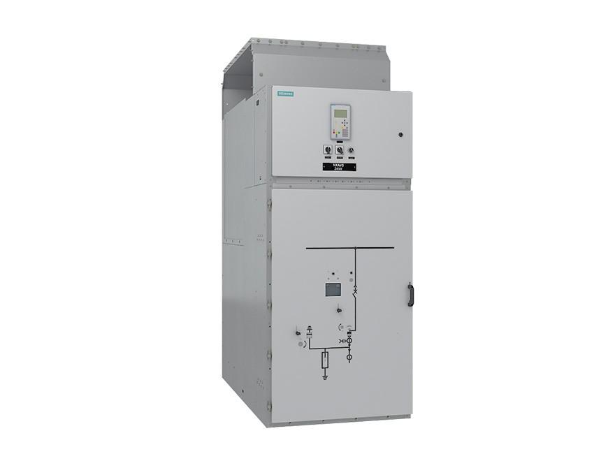 NXAirS 24kV 空气绝缘配电开关柜