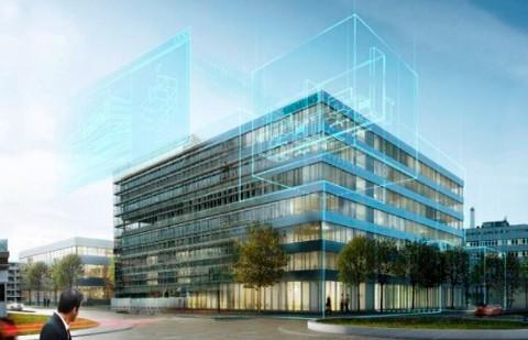 Digitale Lösungen für den gesamten Gebäudelebenszyklus