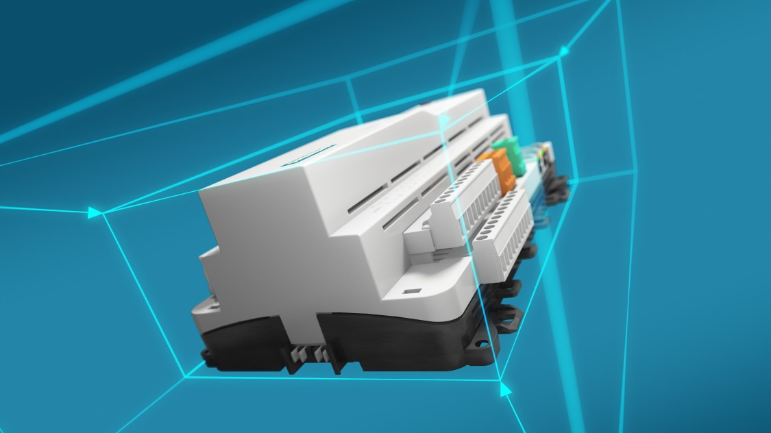 Desigo PXC controllers offer intuitive engineering