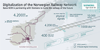 Digitalization of the Norwegian railway network