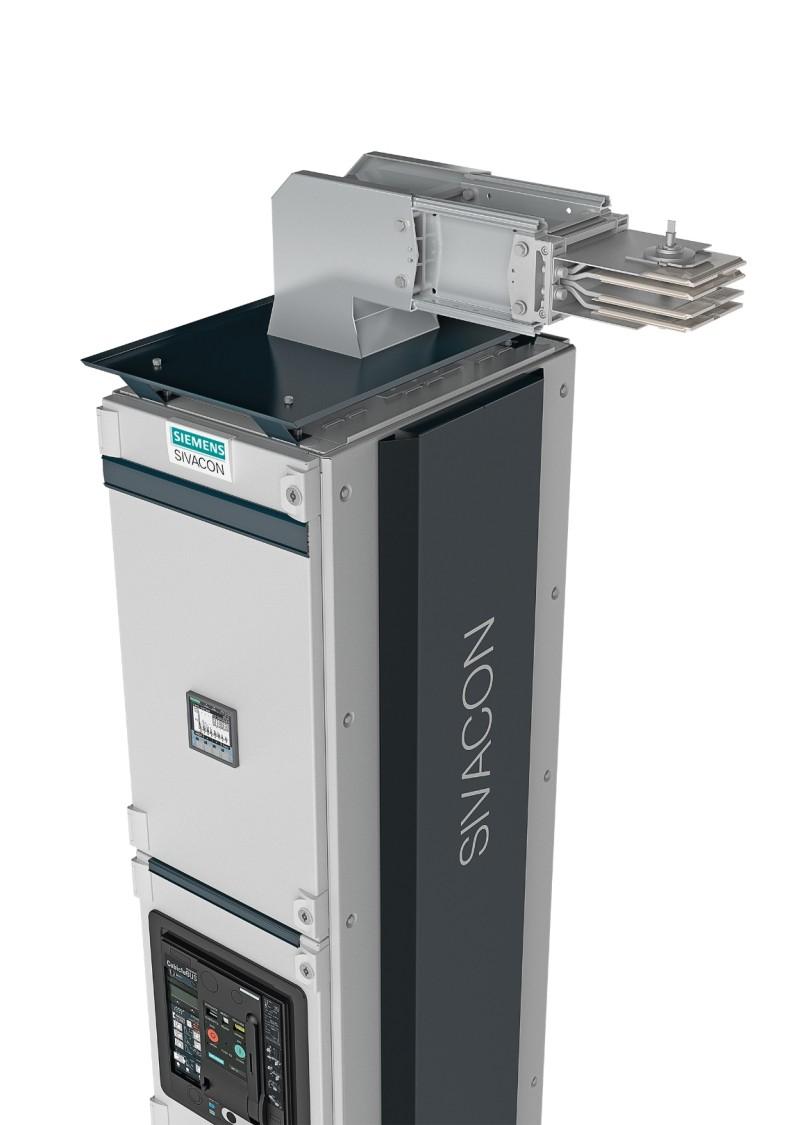Distribución de energía SIVACON S8