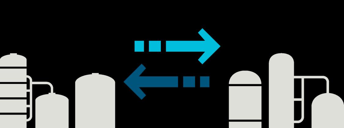 Die dezentrale Prozessperipherie von Siemens nutzt PROFINET für Echtzeitkommunikation