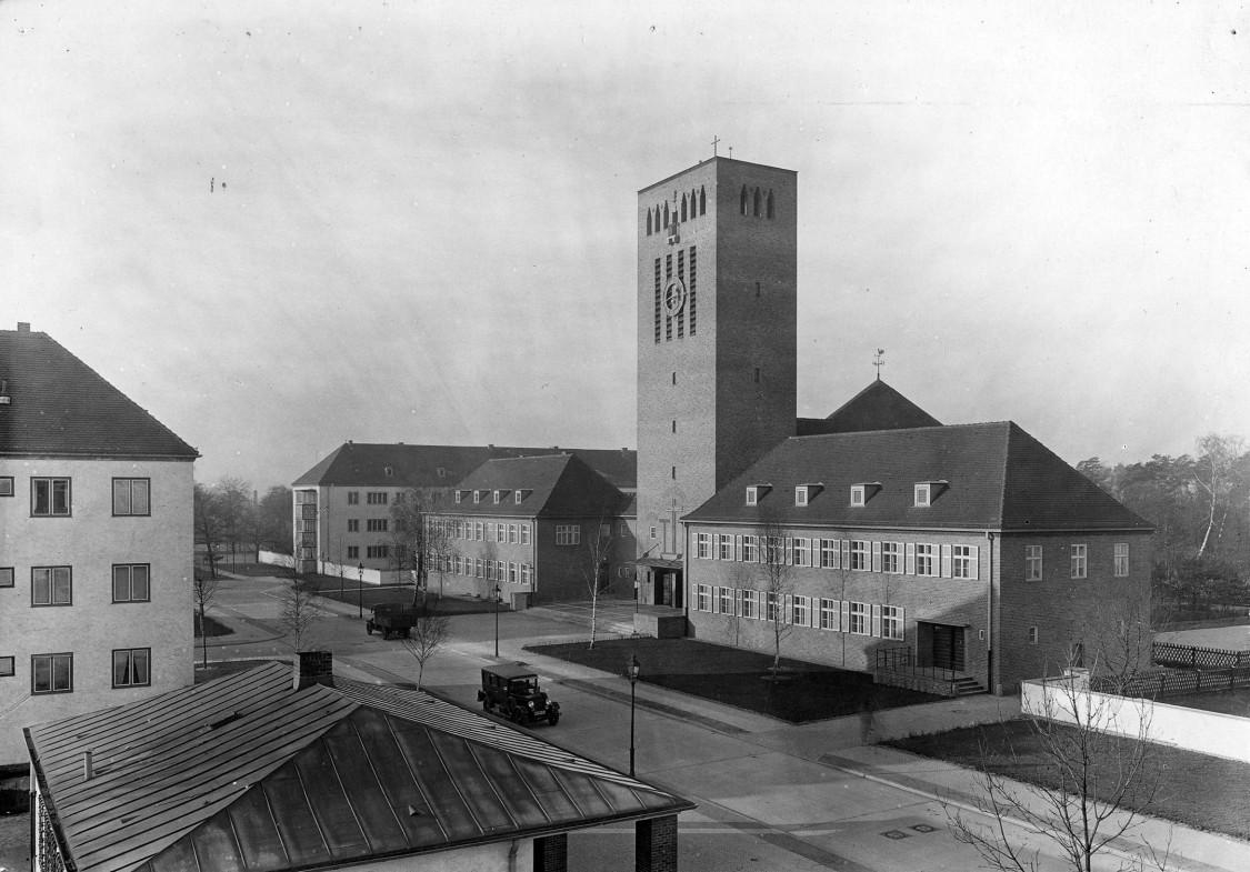 Kinderheim Siemensstadt, 1915