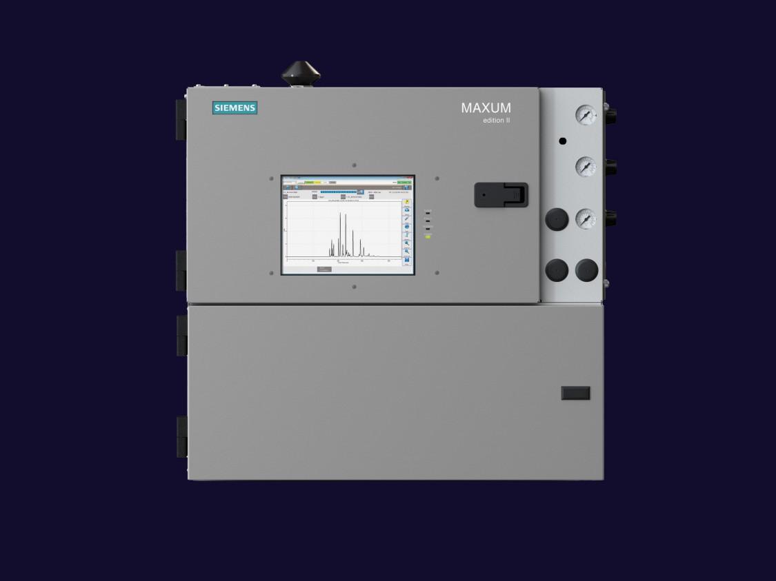 USA | MAXUM Edition II gas chromatograph
