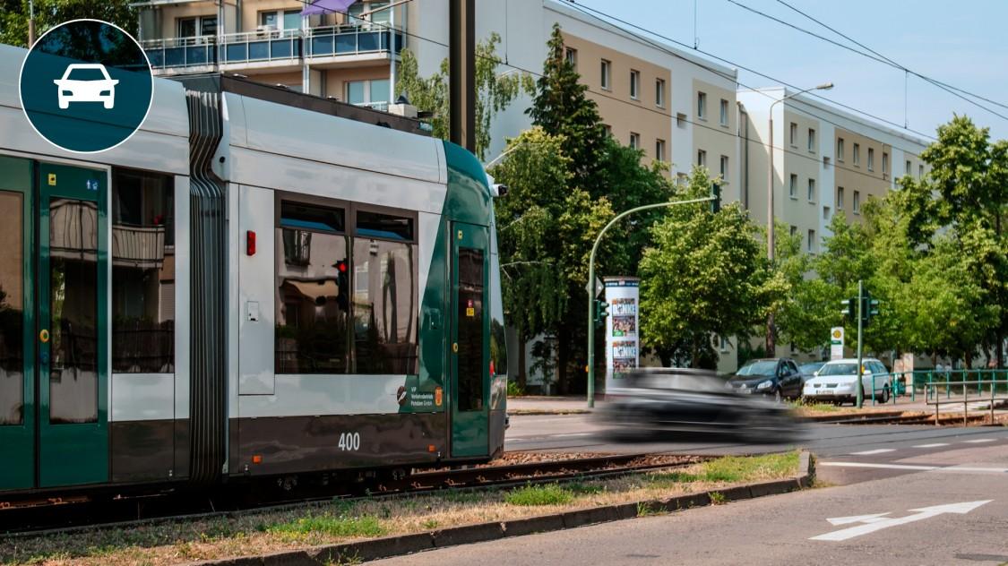 Autonomiczny tramwaj