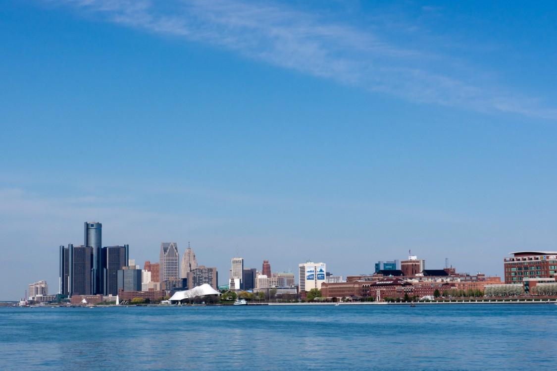 Detroit - Siemens in the USA