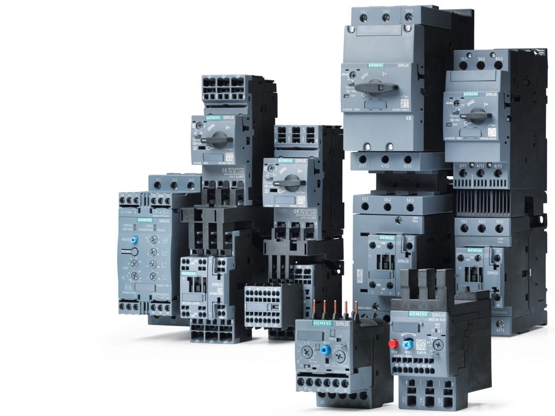 Leistungsschalter in Baugrößen S00, S0, S2 und S3