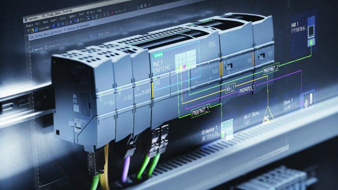 Základní řídicí systémy SIMATIC pro průmyslovou automatizaci