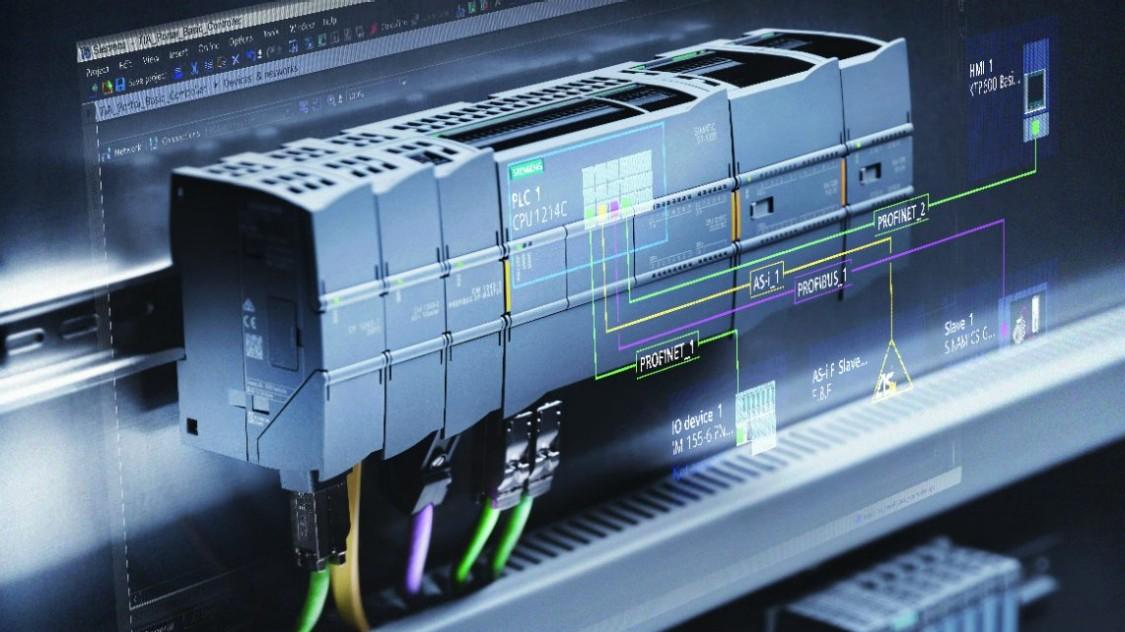 Simatic S7 1200 controller