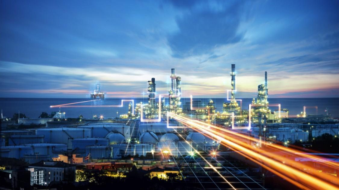 Хімічна промисловість / Нафта та газ
