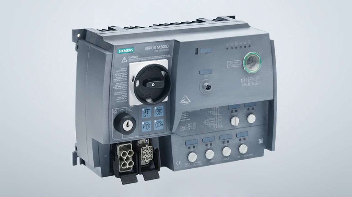 M200D motor starter