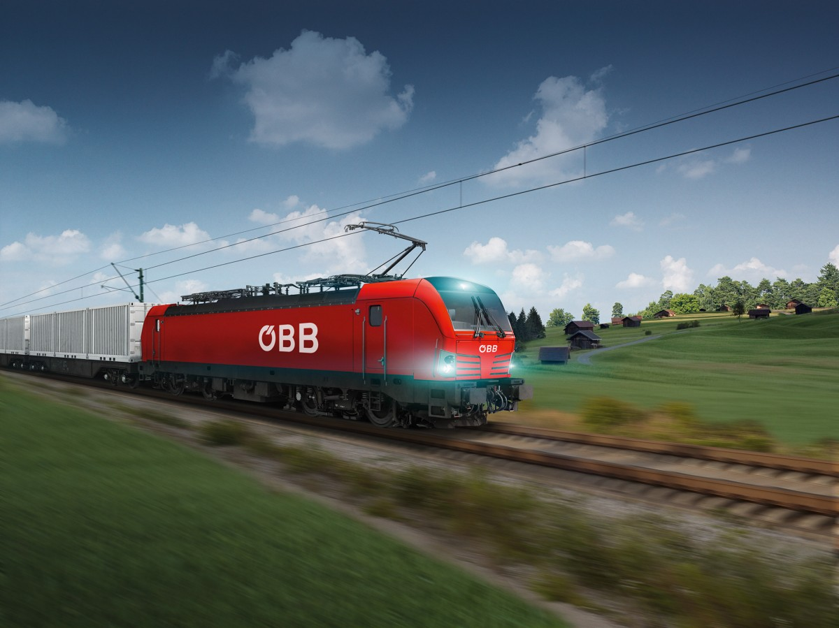 OeBB orders up to 200 locomotives from Siemens