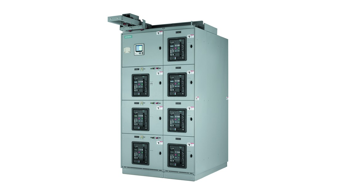 Rear Connected Low Voltage Switchgear