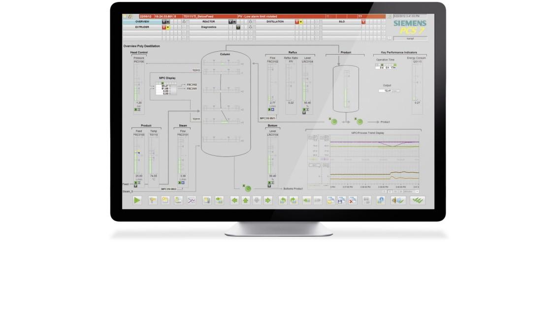 Безпроблемне масштабування технологічних процесів за допомогою SIMATIC   PCS 7