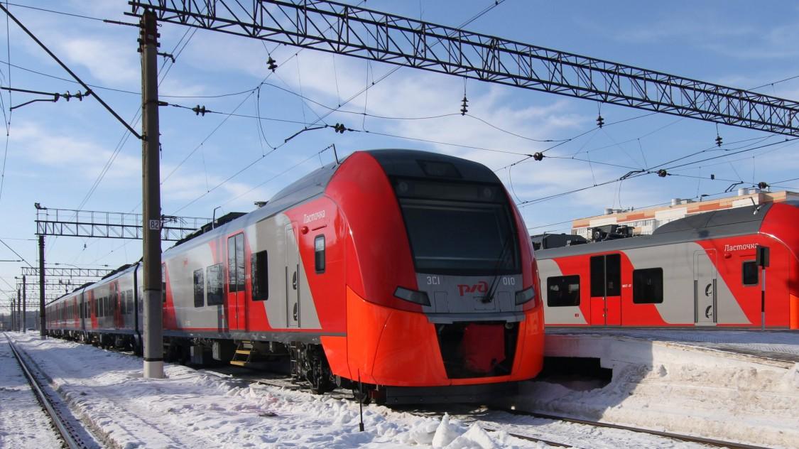 Desiro RUS - conforto e segurança ideais a qualquer temperatura