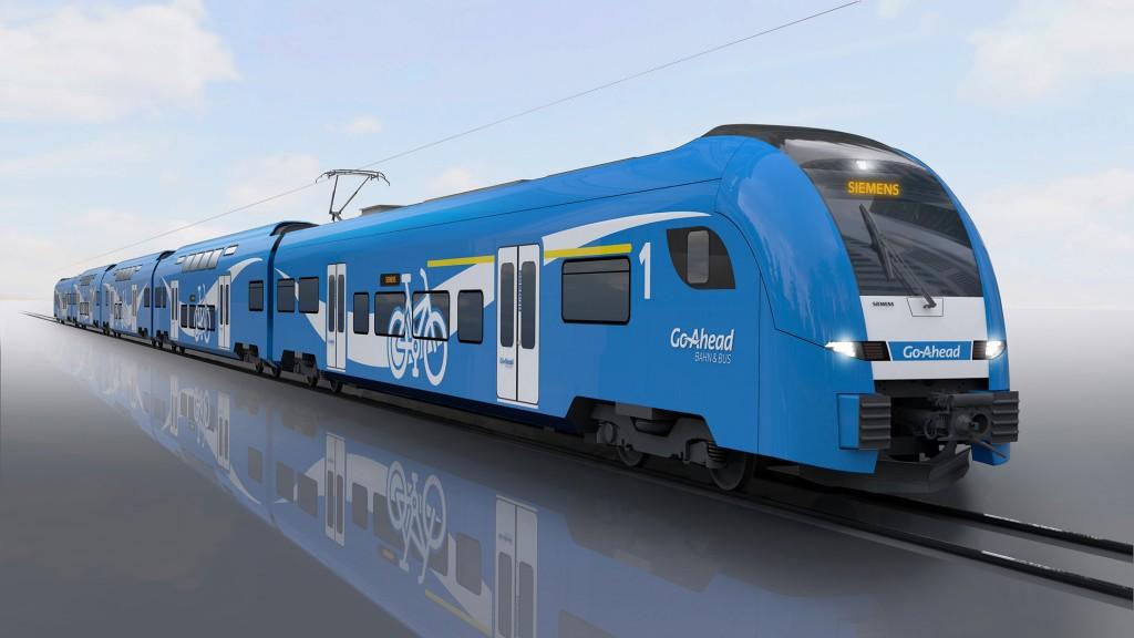 56 regionale treinen voor spoorwegnet van Augsburg