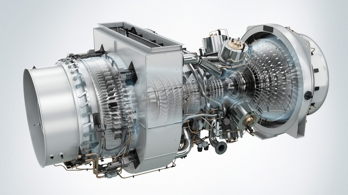 Газогенератор SGT-A65