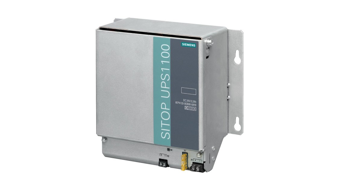 SITOP UPS1100 Battery module
