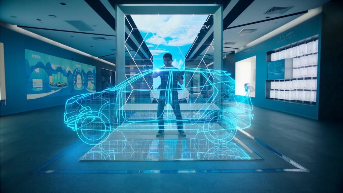 Elektroautos aus der digitalen Fabrik
