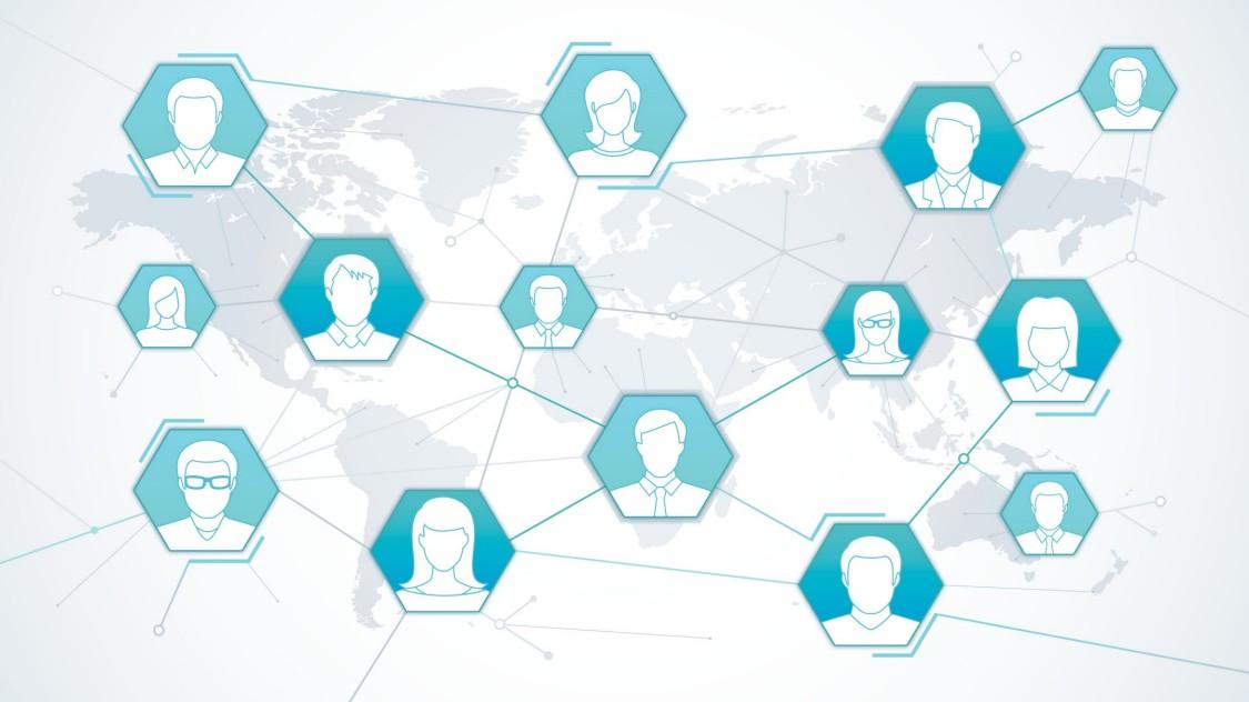 Desigo CC 生态系统将人员、楼宇和应用联系在一起。