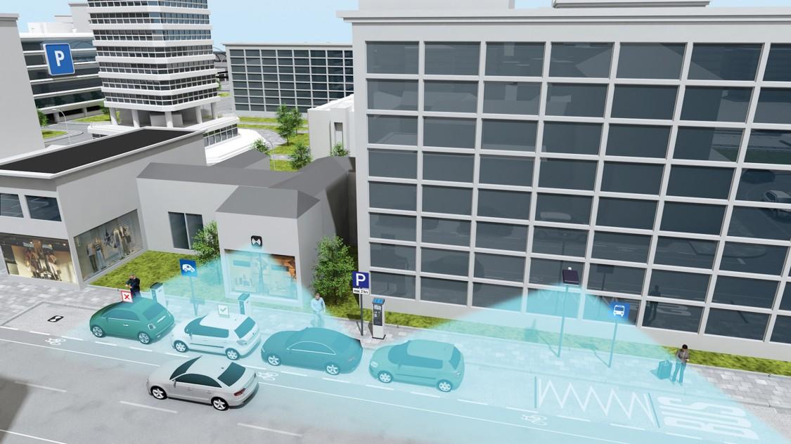 Enkel og rask parkering med ny radarteknologi