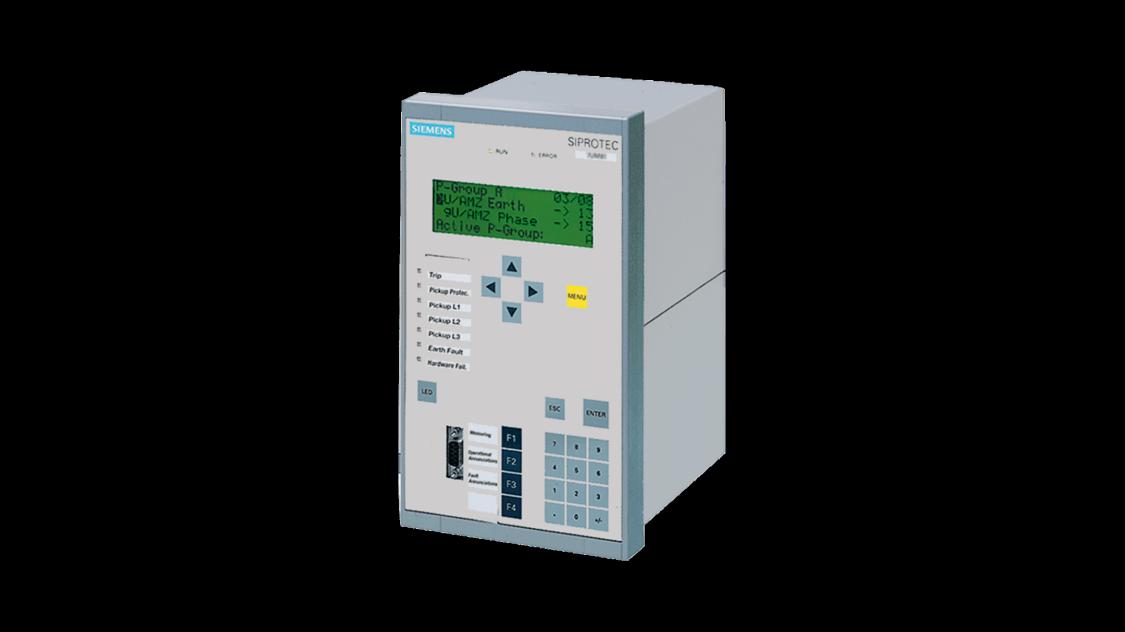 Multifunktionsschutz – SIPROTEC 7SJ62