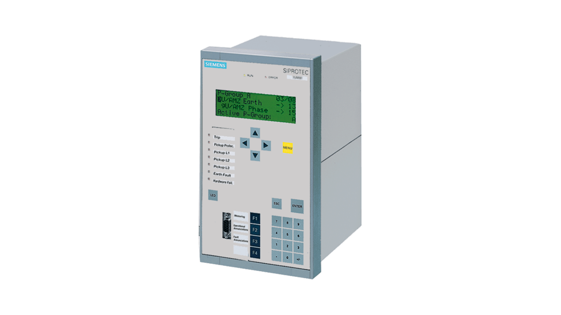 Multifunktionsschutz – SIPROTEC 7SJ61