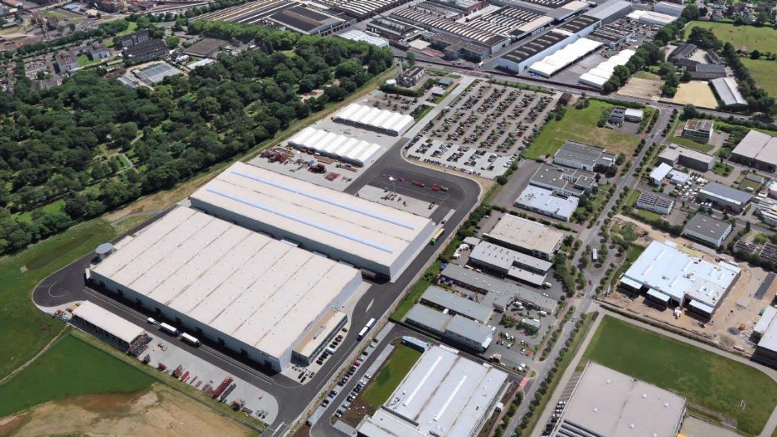 Fertigungs- und Entwicklungsstandort Krefeld